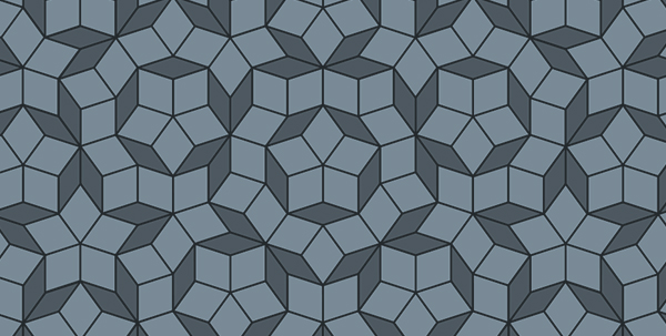 Quasicrystals, Penrose Tilings and Ribbon Dynamics