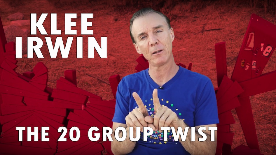 The 20-Group Twist