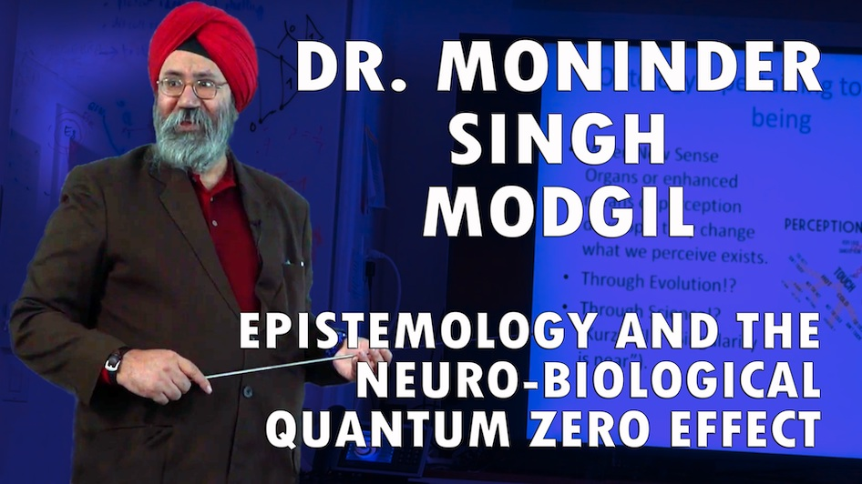 Epistemology and The Neuro-Biological Quantum Zeno Effect