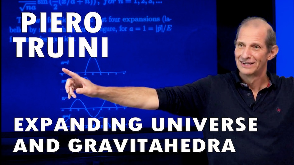 Expanding Universe and Gravitahedra